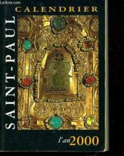 Calendrier St Paul 2000 - Couverture - Format classique