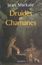 Druides et chamanes - Intérieur - Format classique