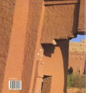 Le Sud Marocain - 4ème de couverture - Format classique
