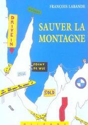 Sauver la montagne - Intérieur - Format classique