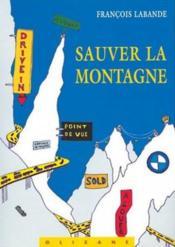 Sauver la montagne - Couverture - Format classique