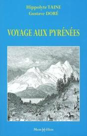 Voyage aux pyrenees - Couverture - Format classique