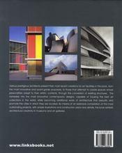 Today's culture facilities - 4ème de couverture - Format classique