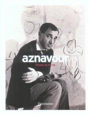 Aznavour, Images De Ma Vie - Intérieur - Format classique