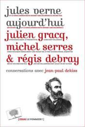 Jules Verne aujourd'hui - Couverture - Format classique