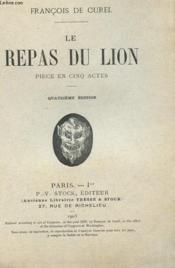 Le Repas Du Lion - Couverture - Format classique
