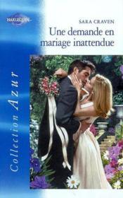 Une demande en mariage inattendue (azur 2321) - Couverture - Format classique