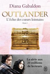 Outlander t.7 ; l'écho des coeurs lointains - partie 1 - Couverture - Format classique