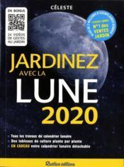 Jardinez avec la Lune (édition 2020) - Couverture - Format classique