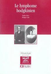 Le Lymphome Hodgkinien - Intérieur - Format classique