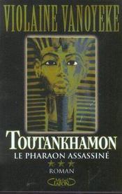 Toutankhamon - tome 3 le pharaon assassine - vol03 - Intérieur - Format classique