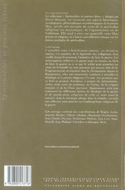 Theologies de la guerre - 4ème de couverture - Format classique