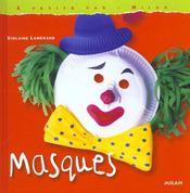 Masques - Intérieur - Format classique