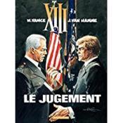 XIII T.12 ; le jugement - Couverture - Format classique