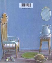 Maison a dormir debout (la) - 4ème de couverture - Format classique