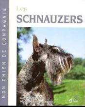 Les schnauzers - Couverture - Format classique