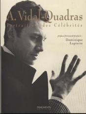 ALEJO VIDAL QUADRAS. Portraitiste des célébrités - Couverture - Format classique