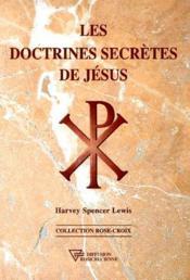 Les doctrines secrètes de Jésus - Couverture - Format classique