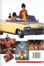 Thailande - 4ème de couverture - Format classique