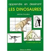 *Les Dinosaures -Ere Secondaire* - Couverture - Format classique