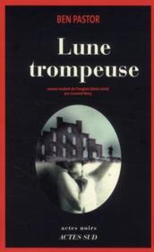 Lune trompeuse - Couverture - Format classique
