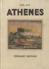 Athenes - Couverture - Format classique