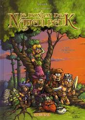 Le donjon de Naheulbeuk T.3 ; deuxième saison, partie 1 - Intérieur - Format classique