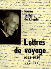 Lettres De Voyage. 1923-1939. - Couverture - Format classique