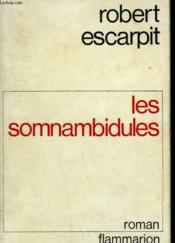 Les Somnambidules. - Couverture - Format classique
