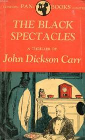 The Black Spectacles - Couverture - Format classique