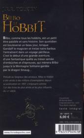 Bilbo le hobbit - John Ronald Reuel Tolkien - ACHETER