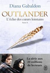 Outlander t.7 ; l'écho des coeurs lointains, partie 2 - Couverture - Format classique