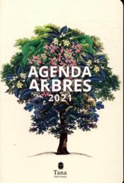 Agenda arbres (édition 2021) - Couverture - Format classique
