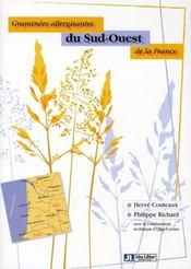 Graminées allergisantes du sud-ouest de la france - Intérieur - Format classique