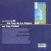 Du cap de la Hague au cap Fréhel - 4ème de couverture - Format classique