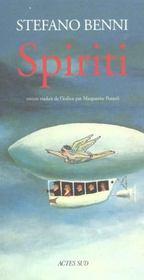 Spiriti - Intérieur - Format classique