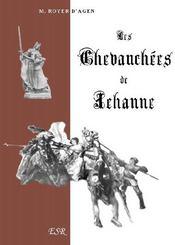 Les Chevauchees De Jehanne - Couverture - Format classique