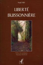 Liberte Buissonniere - Couverture - Format classique