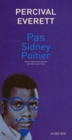 Pas Sidney Poitier - Couverture - Format classique