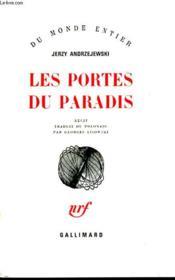 Les Portes Du Paradis. - Couverture - Format classique