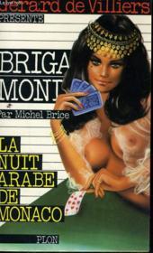 La Nuit Arabe De Monaco - Couverture - Format classique