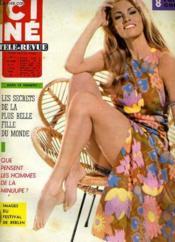 Cine Revue Tele-Revue - 46e Annee - N° 27 - The Swinger - Couverture - Format classique