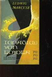 Ignatius Von Loyola - Couverture - Format classique