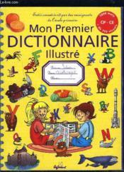 Mon premier dictionnaire illustre - Couverture - Format classique