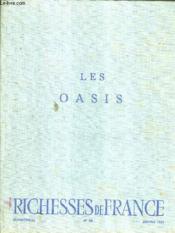 Les Oasis Richesses De France N°50 1er Trimestre 1962 - Couverture - Format classique