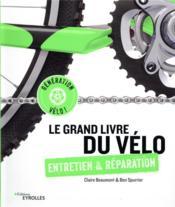 Le grand livre du vélo - Couverture - Format classique