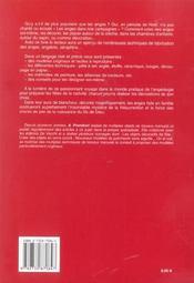 Creer Et Decorer Les Anges - 4ème de couverture - Format classique