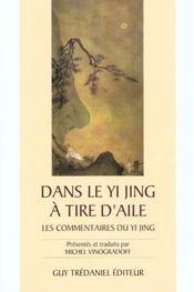 Dans Le Yi Jing A Tire D'Aile - Intérieur - Format classique
