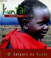 Kuntai enfant masai - Couverture - Format classique