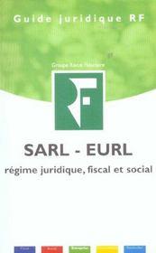 La Sarl Eurl - Intérieur - Format classique